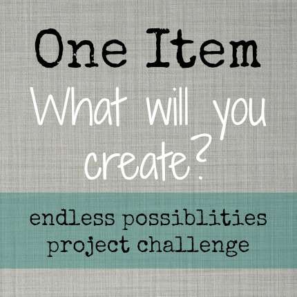 One Item Project Challenge Button