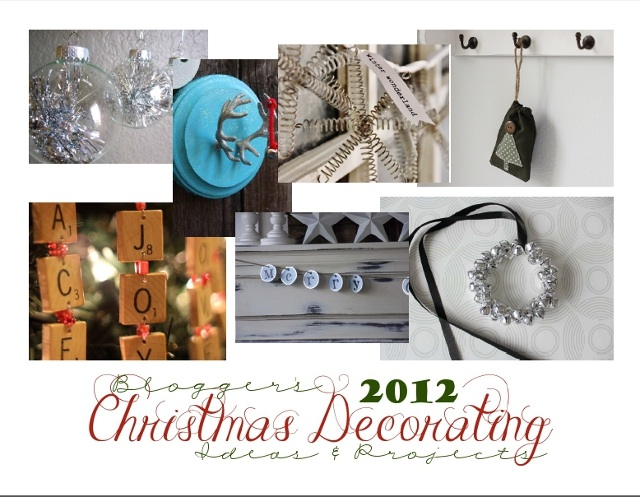Bloggers 2012 Christmas Decorating Ideas & Projects image