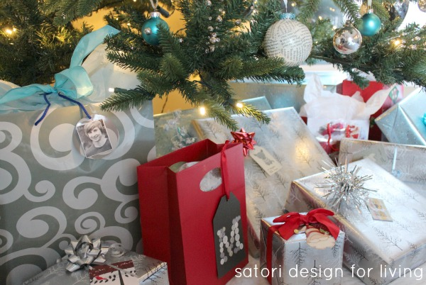 Creative and Personalized Gift Wrapping for Christmas