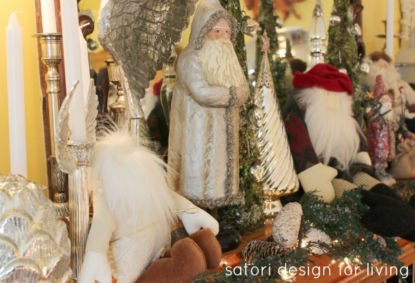 Christmas House Tour with Stunning Vignettes