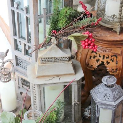 Christmas House Tour {Elma Street}