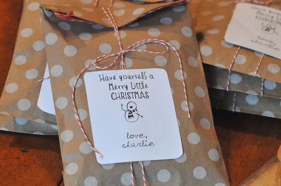 Polka Dot Goody Bag - Nine and Sixteen