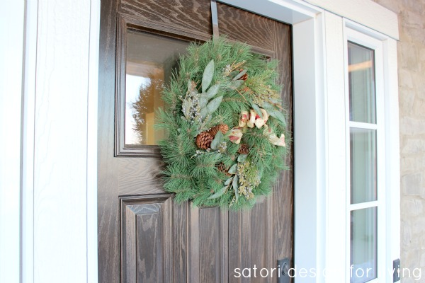 Countryside Christmas House Tour | Satori Design for Living