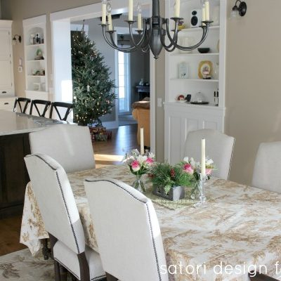 Christmas House Tour {Countryside}