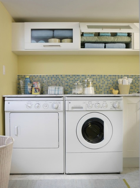 Small Laundry Room Ideas {Reader Question} | Satori Design for Living