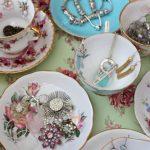 Teacup Jewelry Organization- Satori Design for Living