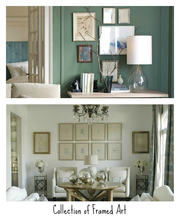 Tips for Moving Forward on a Decorating Project - Gallery Walls by West Elm & Caldwell Flake Interiors