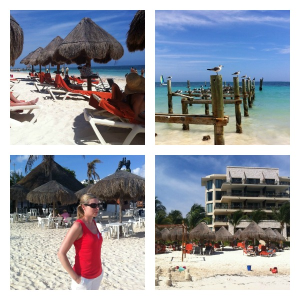 Dreams Riviera Cancun Collage
