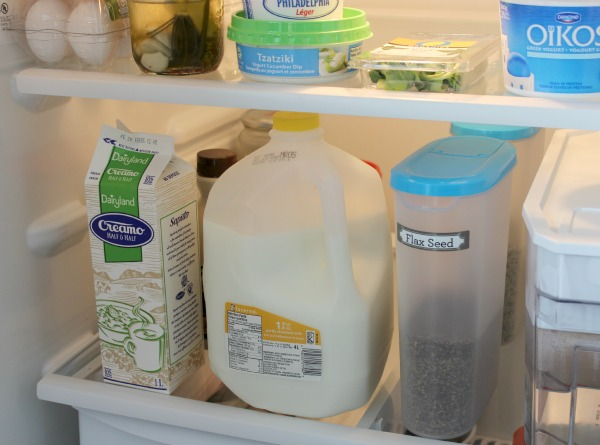 Organizing the Refrigerator - Household Labels by Mabel's Labels