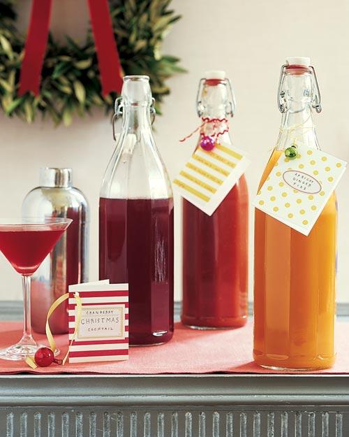 Apricot & Cranberry Drink Mixer Recipes - Martha Stewart