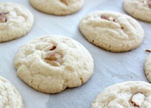 Almond Shortbread Cookie Recipe - Gluten-Free - Satori Design for Living