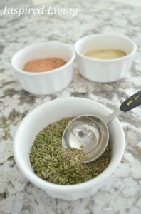Everday Made Easy - Spice Blends for Easy Family Dinners