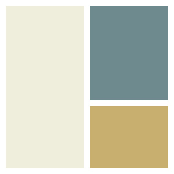 Tips for Adding Curb Appeal - New Front Door Color Option 2 - Benjamin Moore Citrine AF-370