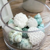 Styling Your Home With Vacation Keepsakes