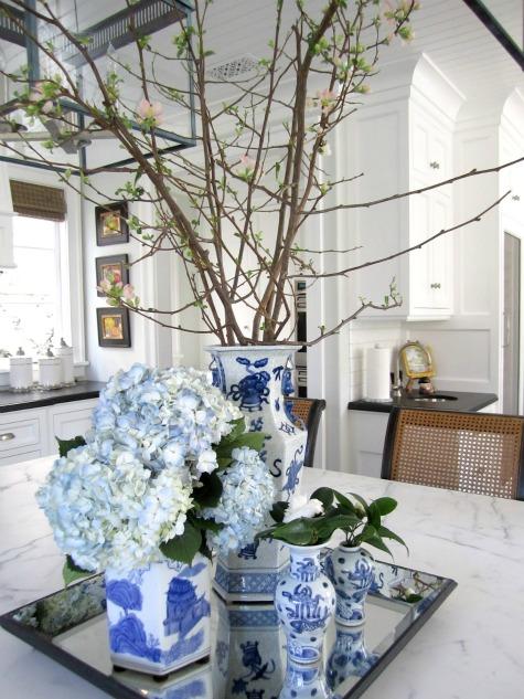 decorating crush blue white satori design for living