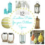 Outdoor Lanterns {A Few of My Favorites}