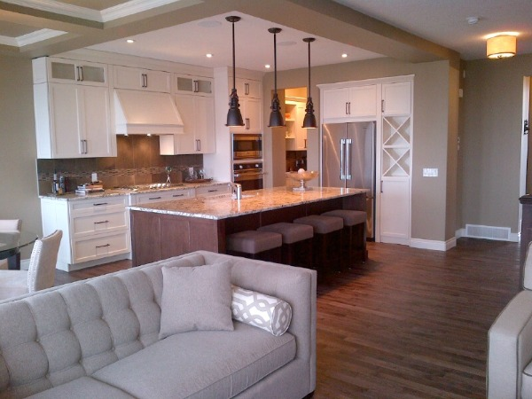 Showhome Neutral Great Room