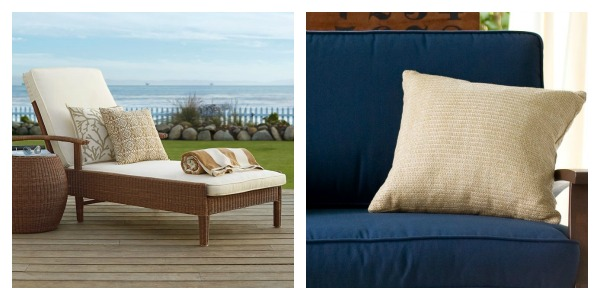 Outdoor Living Furntiure - Pottery Barn