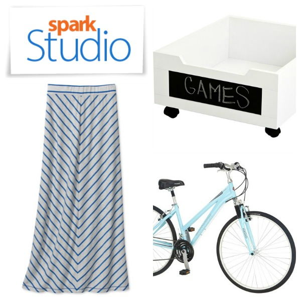 Spark Studio- Online Shopping Meets Pinterest