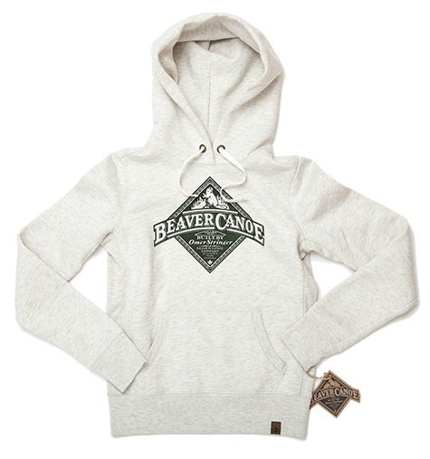Beaver Canoe at Target - Women's Long Sleeve Hoodie