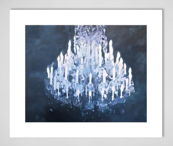 Shine Print by Marek Hospodarsky via Saatchi Online