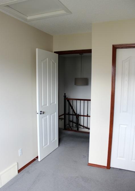 Home Office Doorway - BEFORE