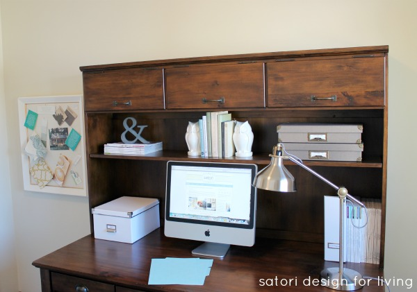 Office Makeover - Satori Design for Living