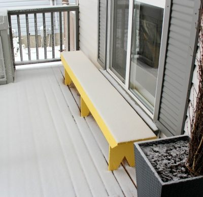 Winterizing the Yard & House