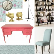 Designer Challenge: Which Desk? {Part Two}