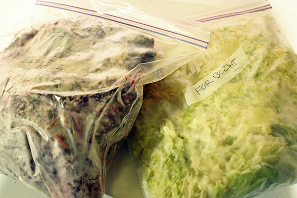 Christmas Borscht Recipe - Make Ahead Freezer Meals