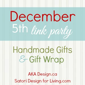 December 2013 Handmade Link Party_300
