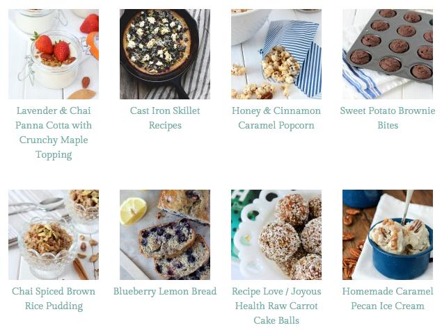 Snack Recipes - Satori Design for Living