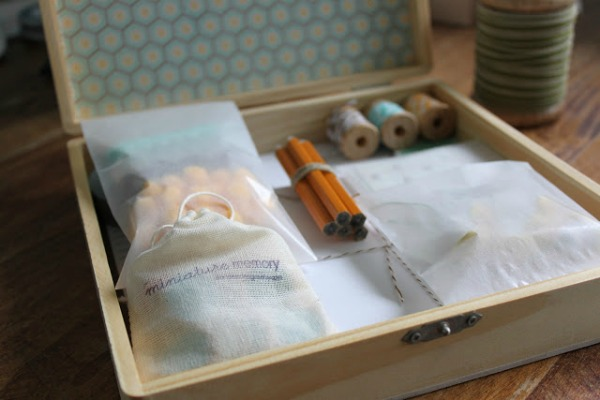 Handmade Gift Ideas   Stationery Kit   Dandee Designs