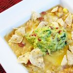 Make Ahead Freezer Meals- White Chicken Chili