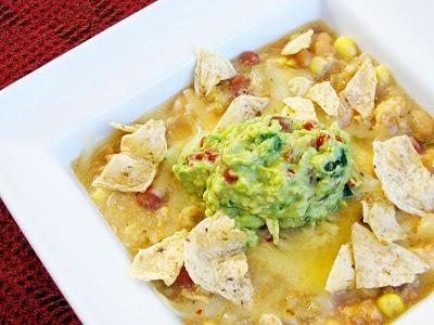 Make Ahead Freezer Meals- White Chicken Chili