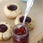 Jam Thumbprint Cookies - Satori Design for Living