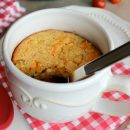 Hosting a Superbowl party? Score a touchdown by making this game day chili with jalapeno cheddar cornbread crust topping! Recipe at SatoriDesignforLiving.com