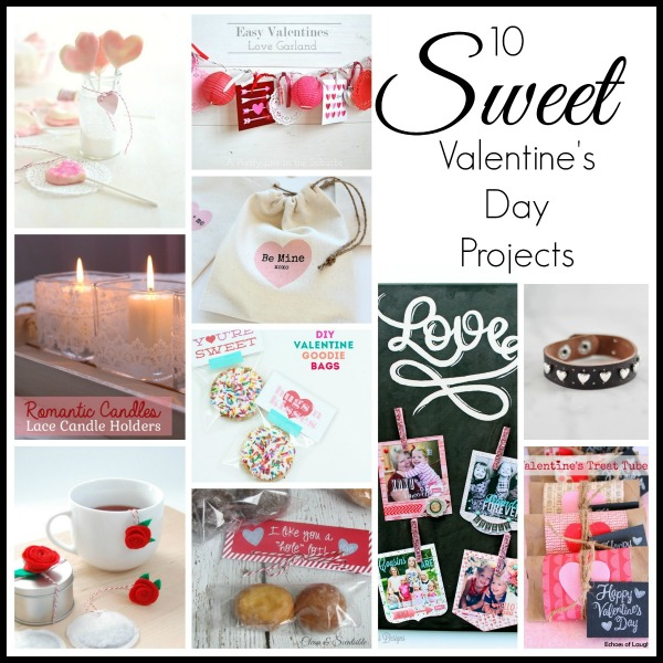 Valentine's Day Ideas- Featuring 10 Canadian Home Bloggers