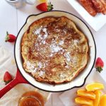 Apple Baked Dutch Baby - A Pretty Life in the Suburbs
