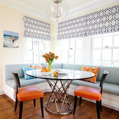 Lake House Window Treatments {Reader Q & A}