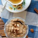 Fall Inspired Recipes - Coconut Quinoa Breakfast Pudding - See the full recipe line up at SatoriDesignforLiving.com