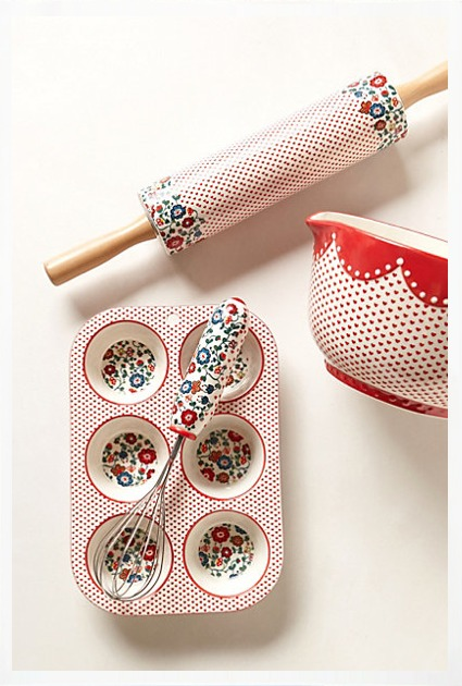 Filomena Baking Set- Anthropologie