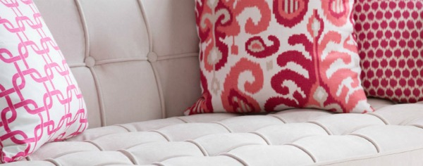 Sweetheart Shades Pillows - Joss & Main