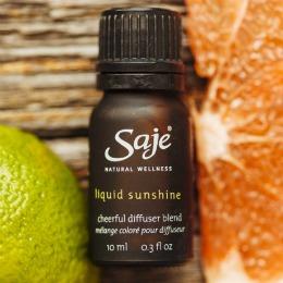 diffuser blends - liquid sunshine - Saje