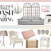 Designer Challenge: Which Sofa? {Part Two}