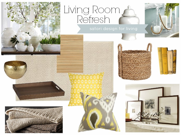 Living Room Refresh