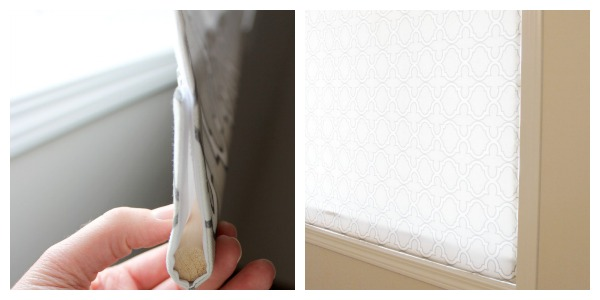 DIY Roman Shade Tutorial Step 14 - Satori Design for Living