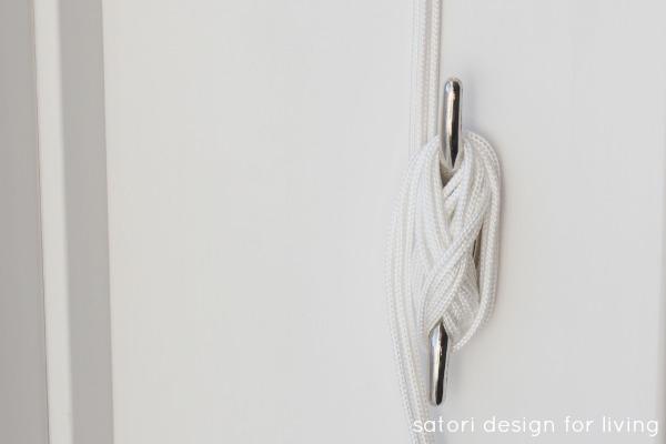 DIY Roman Shade Tutorial Step 15 - Satori Design for Living