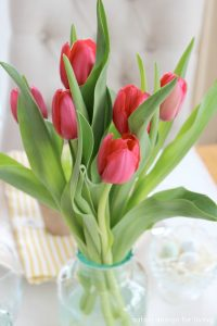 How to Force Tulips Indoors - Satori Design for Living