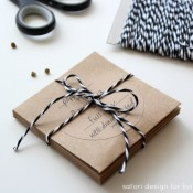 Create Your Own Seed Packets